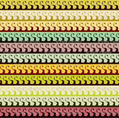 Interrogative Stripes