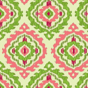 Ikat-Suzani-pink