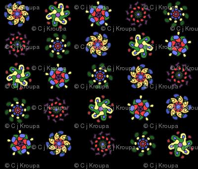 Primary Colorwheels
