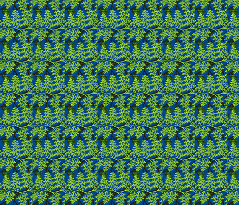Lakewatch Fractal fabric by amyvail on Spoonflower - custom fabric