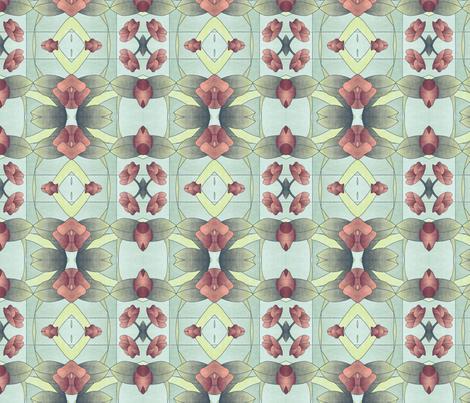 rose 1 fabric by kociara on Spoonflower - custom fabric