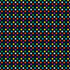 Dots in the Dark