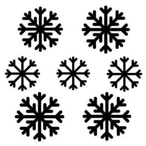 Snowflakes Difference