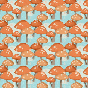 Just the Mushrooms