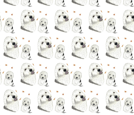 Finn_and_Quinn fabric by sheepiedoodles on Spoonflower - custom fabric