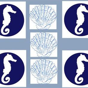 Sea Horses Galloping