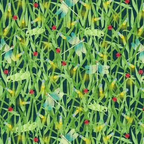 busy meadow