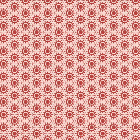 bacon_basic4 fabric by susiprint on Spoonflower - custom fabric
