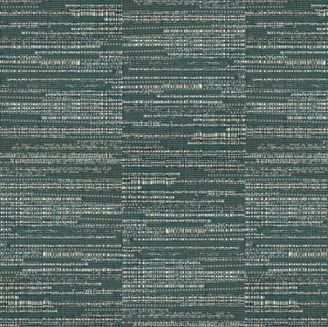 Pongee - teal, gray fabric by materialsgirl on Spoonflower - custom fabric
