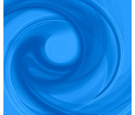 daydreams_of_blue_LG__copy fabric by brendastarrart on Spoonflower - custom fabric