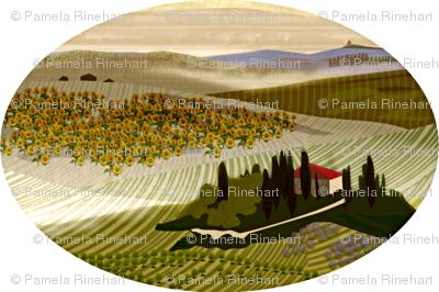 Tuscan Pillow