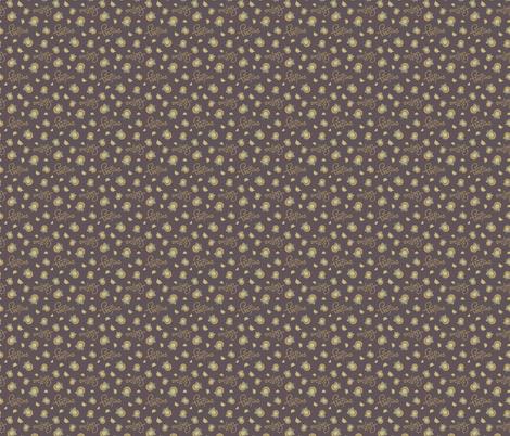 Fireflies fabric by kinomi on Spoonflower - custom fabric