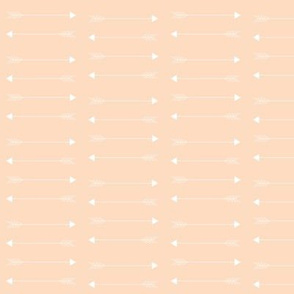 tiny blush horizon arrow
