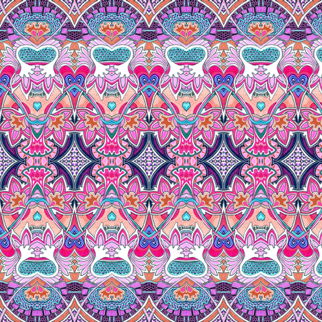 Did You Order a Border? fabric by edsel2084 on Spoonflower - custom fabric