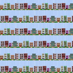 New Orleans Row Houses (large)