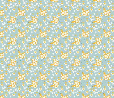Chicken_hearts_blue_bground_tile_10_x_10_cm_copy_shop_preview