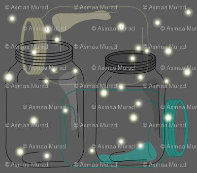 Night Life Fireflies