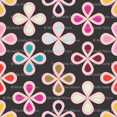 Drop Flowers