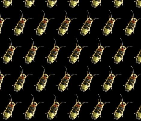 firefly fabric by daisymoss-faull on Spoonflower - custom fabric