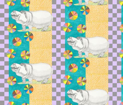 Kaba fabric by nagisawada on Spoonflower - custom fabric