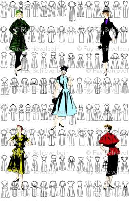 Fifties Fashion