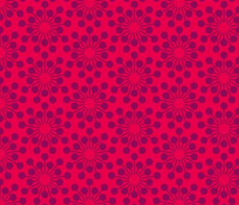 Agathe 22big fabric by motifs_et_cie on Spoonflower - custom fabric