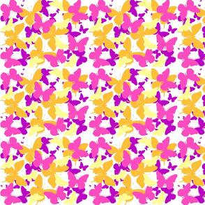 Layered Butterflies