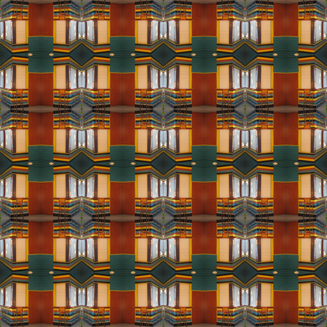 image each plaid fabric by waterglider on Spoonflower - custom fabric