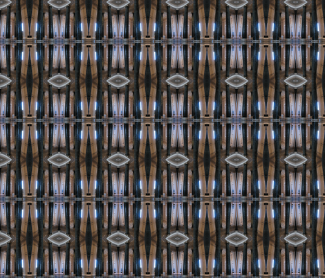 Buildings and columns fabric by waterglider on Spoonflower - custom fabric