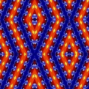 Tilting Diamonds and Waves