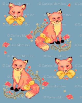 Foxypants!