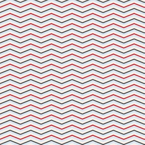 London Calling zigzag stripe