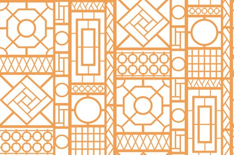 Rtrellis_fabric_orange_shop_preview