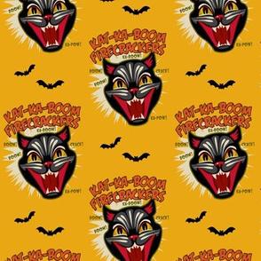 Kat-Ka-Boom Firecrackers on Mustard (smaller scale)