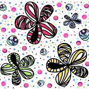Paisley Flowers