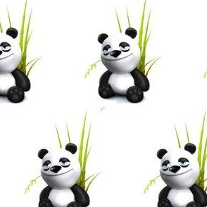panda_relaxing