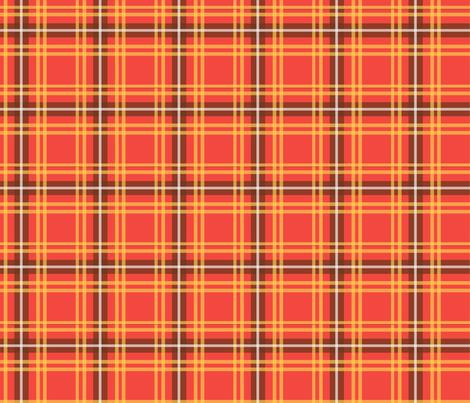 plaid1 fabric by alm0685 on Spoonflower - custom fabric