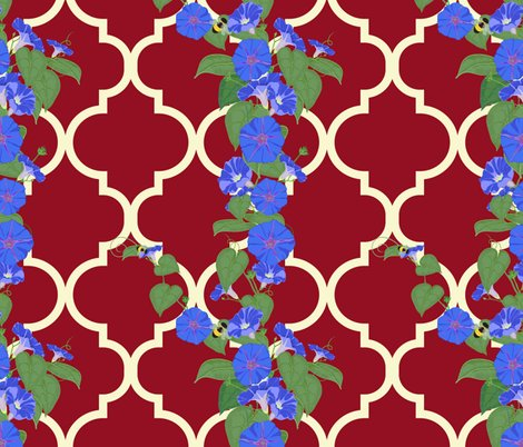 Rbee_morning_glory_trellis_red-02_shop_preview