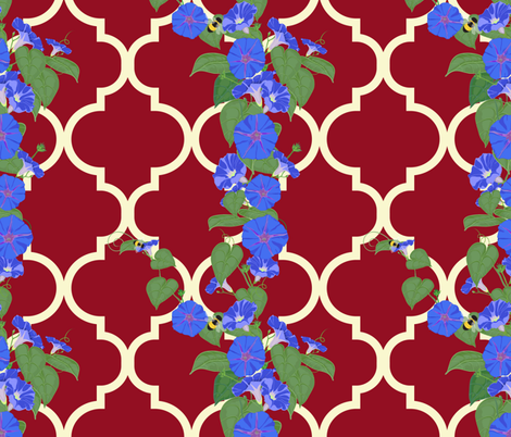 Morning Buzz fabric by shellypenko on Spoonflower - custom fabric