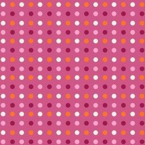 Polka Pinks