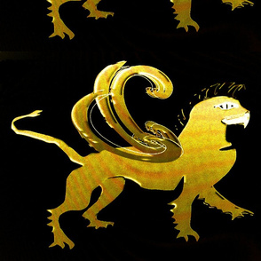 Chimäre_gold