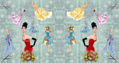 Paper Doll Fashion