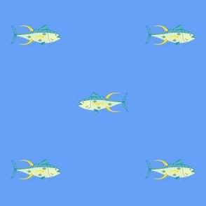 Rhinestone Bluefin