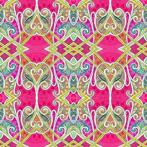 An Apple a Day fabric by edsel2084 on Spoonflower - custom fabric
