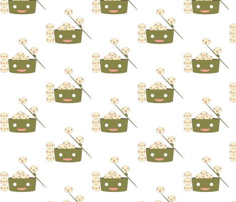 Dem_Sum_Pattern fabric by anastacia_beaverhousan on Spoonflower - custom fabric