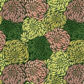 Mamans de Jardin (Green)