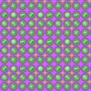 Spiral Pinwheels