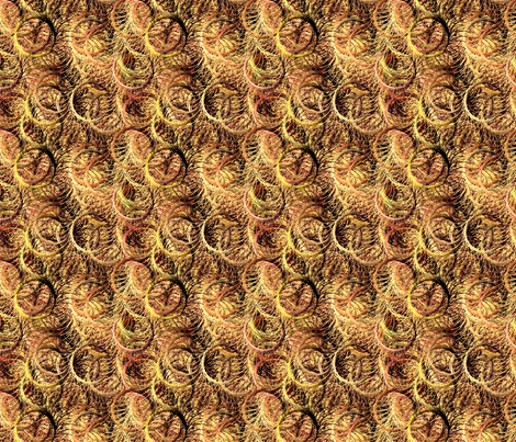 Circles_of_Grass-34-34 fabric by patsijean on Spoonflower - custom fabric