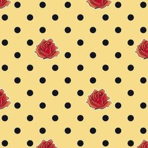 "Tattoo Roses - 1"""