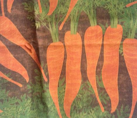 earthy carrots